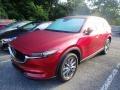 Soul Red Crystal Metallic 2019 Mazda CX-5 Grand Touring AWD