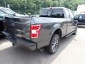 2020 Magnetic Ford F150 XLT SuperCab 4x4  photo #2