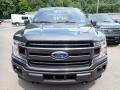 2020 Magnetic Ford F150 XLT SuperCab 4x4  photo #4