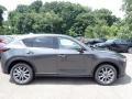 Machine Gray Metallic 2020 Mazda CX-5 Grand Touring AWD