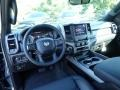Dashboard of 2020 1500 Big Horn Built to Serve Edition Crew Cab 4x4