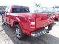 2020 Rapid Red Ford F150 XLT SuperCab 4x4  photo #6