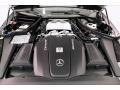 2020 AMG GT Coupe 4.0 Liter Twin-Turbocharged DOHC 32-Valve VVT V8 Engine