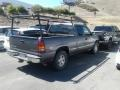 1999 Light Pewter Metallic Chevrolet Silverado 1500 LT Extended Cab 4x4  photo #2
