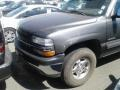 1999 Light Pewter Metallic Chevrolet Silverado 1500 LT Extended Cab 4x4  photo #3