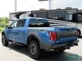2020 Ford Performance Blue Ford F150 SVT Raptor SuperCrew 4x4  photo #3