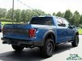 2020 Ford Performance Blue Ford F150 SVT Raptor SuperCrew 4x4  photo #5