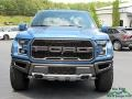 2020 Ford Performance Blue Ford F150 SVT Raptor SuperCrew 4x4  photo #8