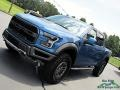 2020 Ford Performance Blue Ford F150 SVT Raptor SuperCrew 4x4  photo #34