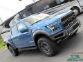 2020 Ford Performance Blue Ford F150 SVT Raptor SuperCrew 4x4  photo #35