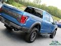 2020 Ford Performance Blue Ford F150 SVT Raptor SuperCrew 4x4  photo #36