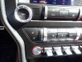 2020 Ford Mustang Showstopper Red Interior Controls Photo