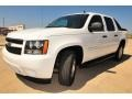 Summit White 2008 Chevrolet Avalanche Gallery