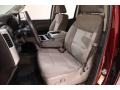 Cocoa/Dune Front Seat Photo for 2017 Chevrolet Silverado 1500 #139161412