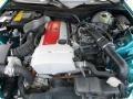 Calypso Green Metallic - SLK 230 Kompressor Roadster Photo No. 16
