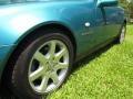 Calypso Green Metallic - SLK 230 Kompressor Roadster Photo No. 62