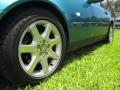 Calypso Green Metallic - SLK 230 Kompressor Roadster Photo No. 71