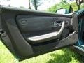 Calypso Green Metallic - SLK 230 Kompressor Roadster Photo No. 75