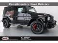 Obsidian Black Metallic 2020 Mercedes-Benz G 63 AMG