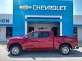 2020 Cajun Red Tintcoat Chevrolet Silverado 1500 LT Crew Cab 4x4 #139172919