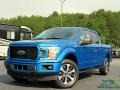 2020 Velocity Blue Ford F150 STX SuperCrew 4x4 #139186016