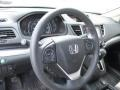 2015 White Diamond Pearl Honda CR-V EX  photo #13