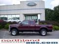 Royal Red Metallic 2009 Ford F250 Super Duty Gallery