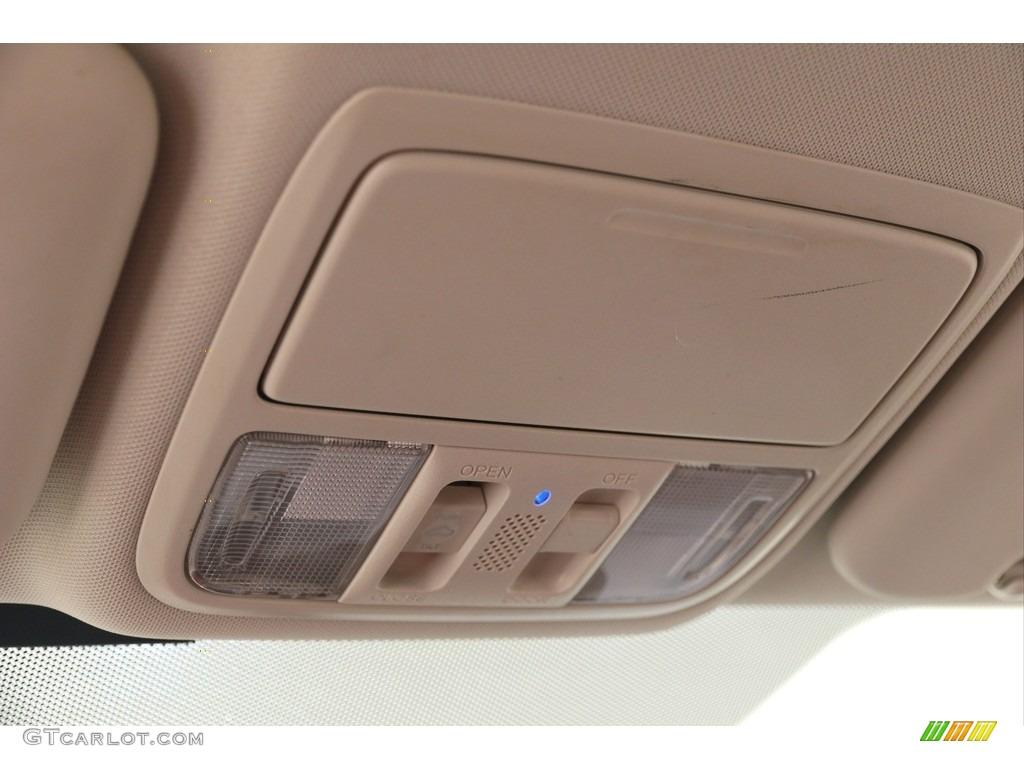 2014 CR-V EX-L AWD - Mountain Air Metallic / Beige photo #11