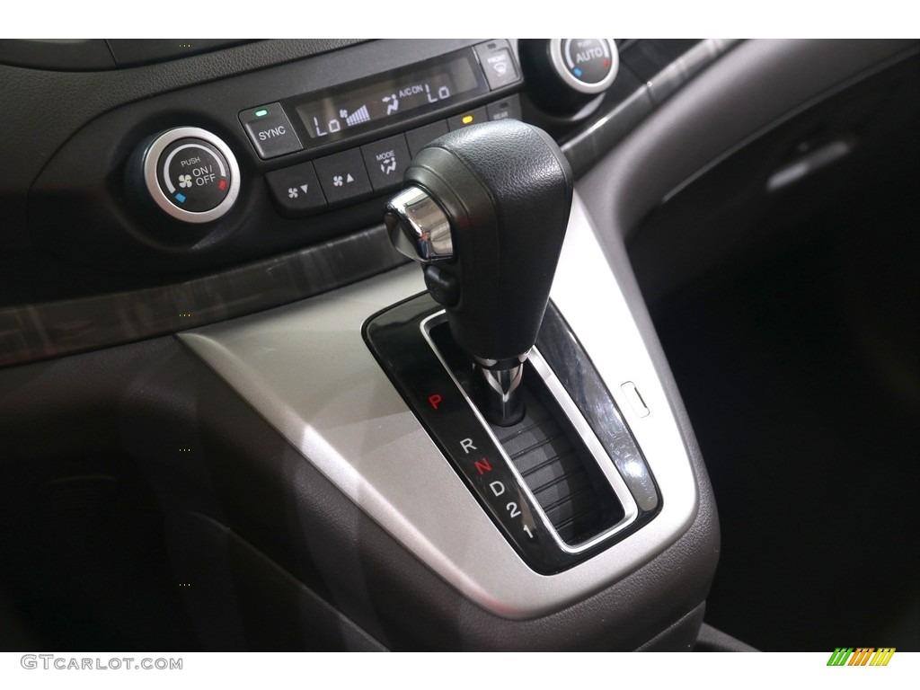 2014 CR-V EX-L AWD - Mountain Air Metallic / Beige photo #24