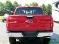 2020 Rapid Red Ford F150 XLT SuperCrew 4x4  photo #4