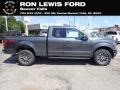 2020 Magnetic Ford F150 XLT SuperCab 4x4  photo #1
