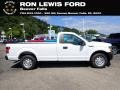 2020 Oxford White Ford F150 XL Regular Cab  photo #1