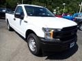 2020 Oxford White Ford F150 XL Regular Cab  photo #3