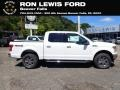 2020 Oxford White Ford F150 XLT SuperCrew 4x4  photo #1