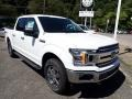2020 Oxford White Ford F150 XLT SuperCrew 4x4  photo #3