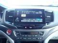 2021 Honda Pilot Gray Interior Controls Photo