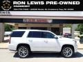 Summit White 2020 GMC Yukon Denali 4WD