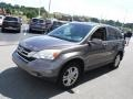 2011 Polished Metal Metallic Honda CR-V EX-L 4WD  photo #6