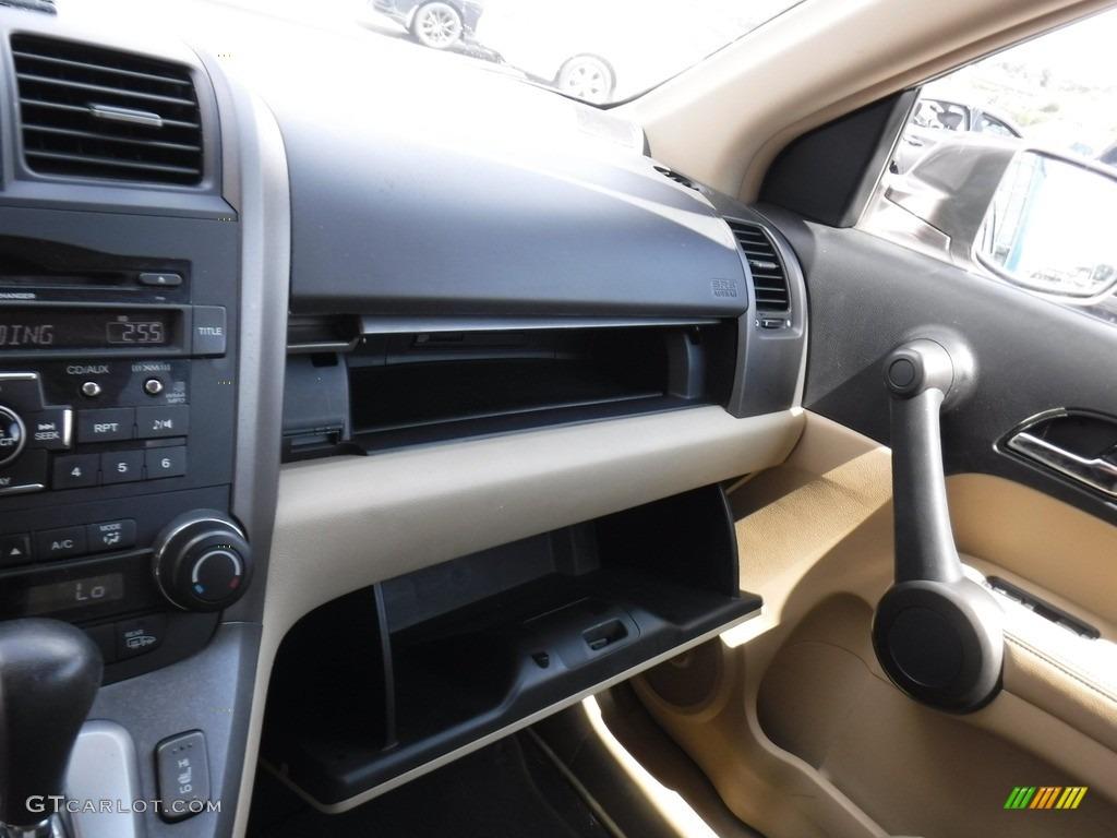 2011 CR-V EX-L 4WD - Polished Metal Metallic / Black photo #23