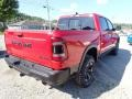 Flame Red - 1500 Rebel Crew Cab 4x4 Photo No. 5