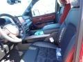 2020 1500 Rebel Crew Cab 4x4 Red/Black Interior