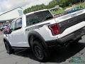 2020 Oxford White Ford F150 SVT Raptor SuperCrew 4x4  photo #37