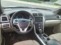 2011 Ingot Silver Metallic Ford Explorer XLT 4WD  photo #10