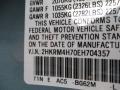 2014 Mountain Air Metallic Honda CR-V EX-L AWD  photo #19