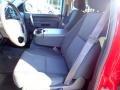 2013 Victory Red Chevrolet Silverado 1500 LT Crew Cab 4x4  photo #21