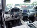 2021 Honda Pilot Gray Interior Interior Photo