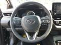 2021 Corolla SE Steering Wheel