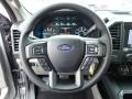 Black Steering Wheel Photo for 2020 Ford F150 #139350003