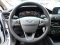 2020 Oxford White Ford Escape S  photo #15