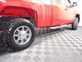 2012 Victory Red Chevrolet Silverado 1500 LT Extended Cab 4x4  photo #14